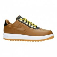 Nike Lunar Force 1 Low Duckboot Men's Casual Trainers Light Brown 44