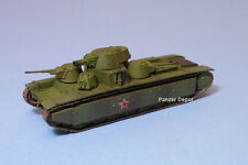 Panzer Depot New 1/144 WWII Russian Heavy Tank T-35 green