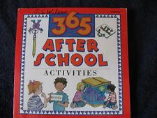 365 AFTER SCHOOL ACTIVITIES by BURTON, HALLS, HOFFMAN  B7-2