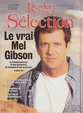 READER'S DIGEST SELECTION MAGAZINE / NOVEMBRE 1998