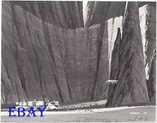 Battlestar Galactica Ralph NcQuarrie sketch VINTAGE Photo