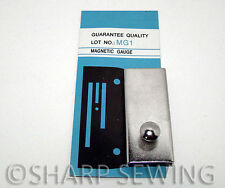 MAGNETIC SEAM GUIDE #MG1 for use on JUKI DDL-5550 SINGLE NEEDLE
