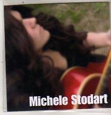 (DB807) Michele Stodart, Foolish Love - 2011 DJ CD