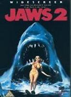 Jaws 2 (DVD, 2009)  New & Sealed Region 2 UK