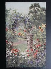 When The Flowers Are In Bloom c1928 - Art by Val Norman - by R.Tuck's, Oilfacism