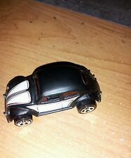 1988 HOT WHEEL VOLKSWAGON BLACK/GRAY MATTEL INC.