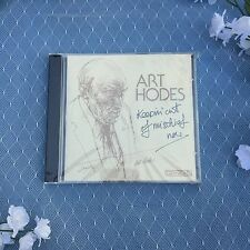 Keepin' Out Of Mischief Now by Art Hodes (Brand New CD)