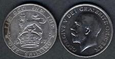 GREAT BRITAIN 1 Shilling 1917 AG George V