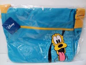 Pluto Shoulder bag school bag over night bag Messenger Bag Disney