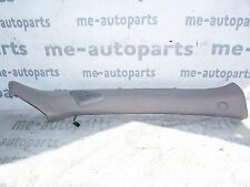 2003-2007 CADILLAC CTS RIGHT A PILLAR TRIM MOLDING MOULDING BOSE SPEAKER GREY