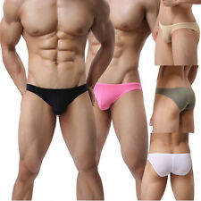 Smooth Men's Bodybuilding Gym T-shirt Long Pants Boxers Shorts Briefs Underwear