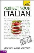 Perfect Your Italian with Two Audio CDs: A Teach Yourself Guide, Lymbery, Sylvia