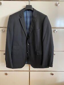 HUGO BOSS Jacket Sakko Grösse 56 Modell Sweet93 in blau