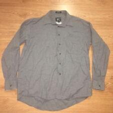 Burberry Long Sleeve Button Down Shirt Burberrys Mens Large