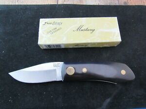 Frost Cutlery Mustang 17-990 Made in Japan Swing-Around Surgical Steel Used