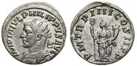Philip I the Arab (244-249 AD) AR Antoninianus (Felicitas) Antioch / RIC 76 (R2)