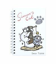 Simon's Cat oficial de escritorio diario (wiro) 2018