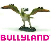 Dinosaure Archaeopteryx Figurine Peint à la Main Jeux Collection Bullyland 61433