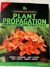 Hartmann & Kester's Plant Propogation: Principles & Practices