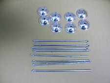 1/8 scale : Stanchions for Displaying your show car