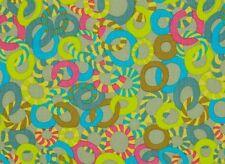 Kaffe Fassett Collective Brandon Mably Jolly PWBM040-Grey Cotton Fabric BTY
