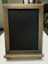 Wood Chalk Board Easel