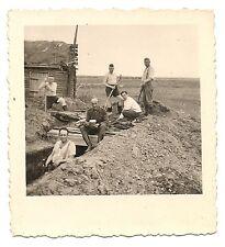 "photo ancienne soldat allemand  -- ww2 """" (ph36)"