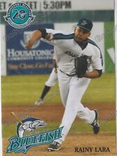2017 Bridgeport Bluefish Rainy Lara Atlantic League Independent