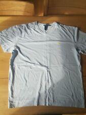 Ralph Lauren T Shirt XL azul de bebé