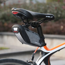 Waterproof Cycling MTB Mountain Bike Bag Seat Tail Rear Pouch Road Saddle Bag
