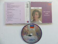 JANET BAKER  RAVEL CHAUSSON DELAGE  Decca 425948 2 CD Album