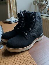 Visvim 7 Hole 73 Folk Suede Boots UK7