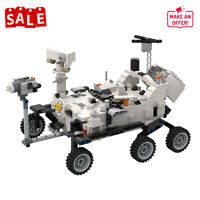NASA Perseverance Mars Rover & Ingenuity Helicopter MOC-48997 Building Block Toy