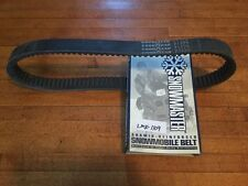 Goodyear 71179 Snowmobile Drive Belt Lmx Dayco Max 1109 Replaces Polaris 3211046