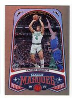 2019-20 Panini Chronicles Carsen Edwards Bronze Marquee Rookie RC #239 Celtics