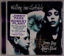 JIMMY PAGE & ROBERT PLANT: Walking into Clarksdale PROMO USA Atlantic CD