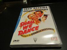 """DVD """"SHALL WE DANCE (L'ENTREPRENANT M. PETROV)"""" Fred ASTAIRE, Ginger ROGERS"""