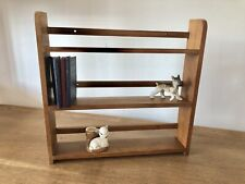 Shelf Wooden Display Small Original - Vintage