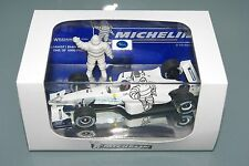 Minichamps F1 1/43 WILLIAMS BMW FW21B test car MULLER - MICHELIN LIMITED EDITION