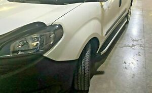 RUNNING BOARD SIDE GUARD PROTECTOR FIT FOR DODGE RAM PROMASTER CITY 2015-2018