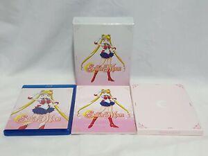 Sailor Moon Season 1 Part 1 Blu-ray / DVD Limited Edition Set w/ Booklet bluray