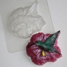 """Humming-bird"" plastic soap mold soap making mold mould"