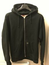 Supreme NYC Box Logo Hooded Zip Up Hooded Top in L vintage - Early 2000's