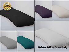 Pillow Case Nursing Pregnancy Long Pillowcases 3ft 4.6ft 5ft 6ft Bolster Cover