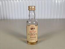 Mignonnette mini bottle non ouverte whisky glen garioch 10 ans d'ages