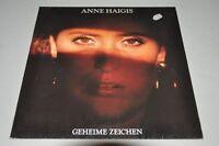 Anne Haigis - Geheime Zeichen - Deutsch 80er - Album Vinyl Schallplatte LP