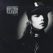 Janet Jackson - Rhythm Nation [New CD]