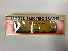 Lionel 6-19930 Railroad Club Four-Bay Hopper NEW IN BOX