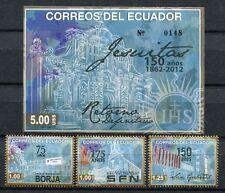 Ecuador 2012 Universitäten Bildung Jesuiten University Education MNH