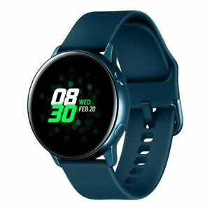Samsung Galaxy Watch Active SM-R500 40mm Green/Turquoise BT Smart Watches